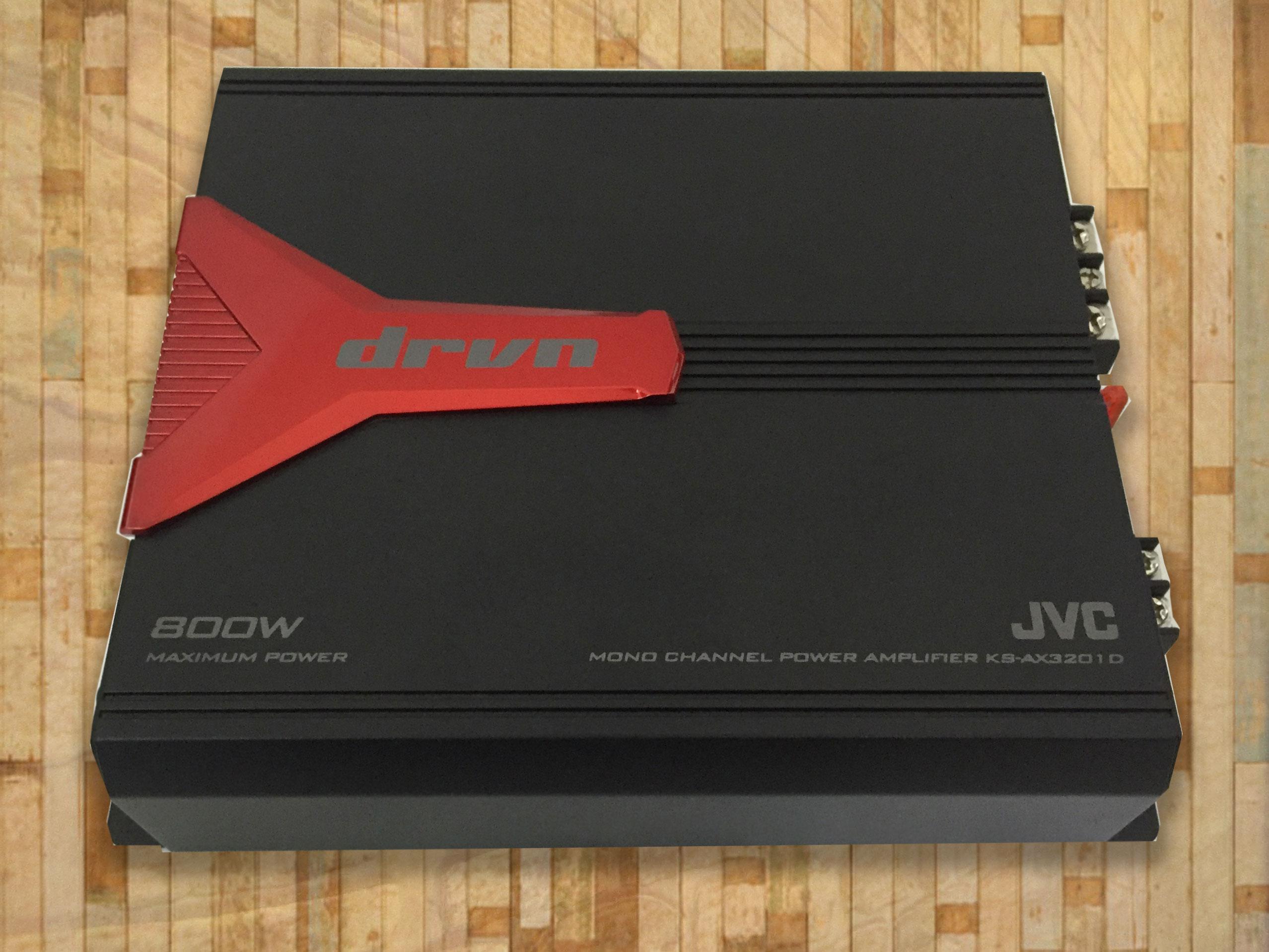 เพาเวอร์แอมป์ JVC KS-AX3201D (2CH) พร้อมส่ง