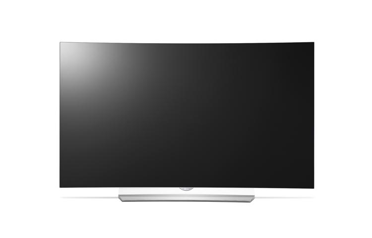 """55""""LG OLED(จอโค้ง) 4K TV รุ่น55EG920T"""