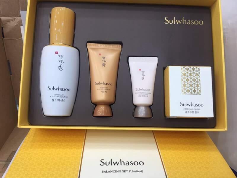 #Sulwhasoo Balancing Set (Limited)