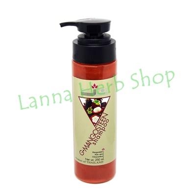 G-Mangosteen Shampoo Gumpor (แชมพู มังคุด กัมปอร์)