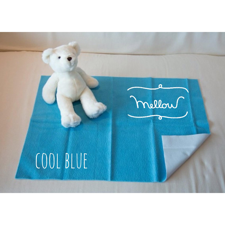 ผ้ารองกันฉี่ SIZE L Cool Blue