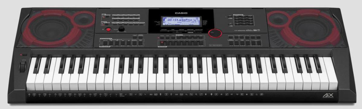 คีย์บอร์ด Casio รุ่น CTX5000