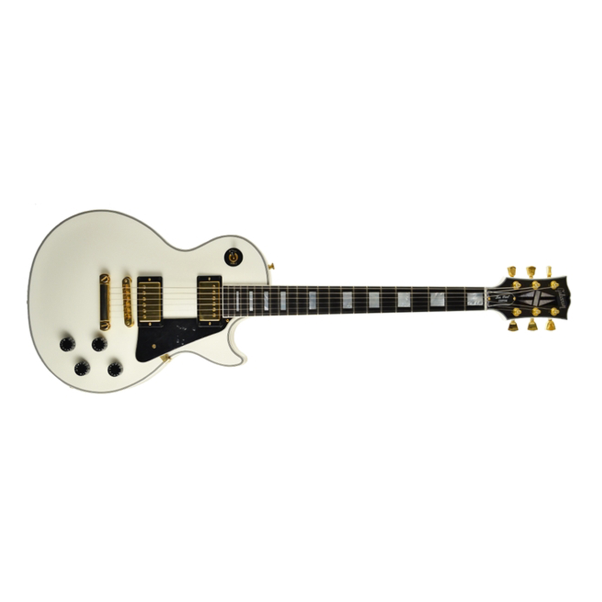 Gibson Les Paul Custom Alphine White