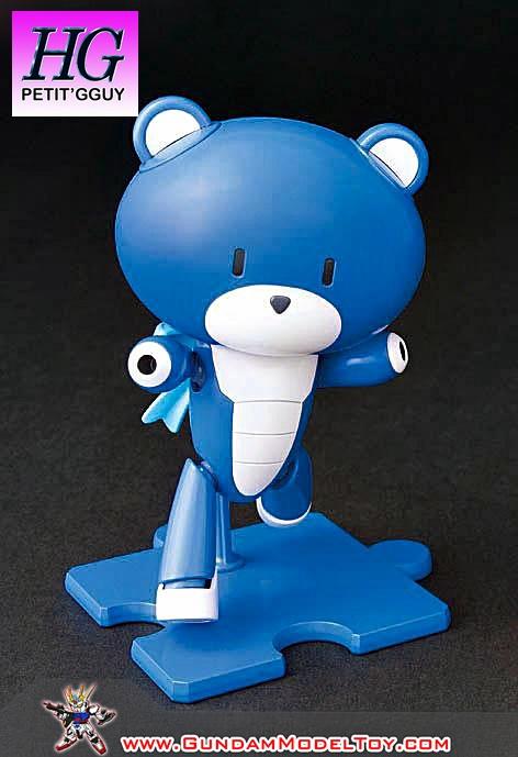 HGPG 1/144 PETIT'GGUY LIGHTNING BLUE เพททิท กาย ไลท์นิ่ง บลู