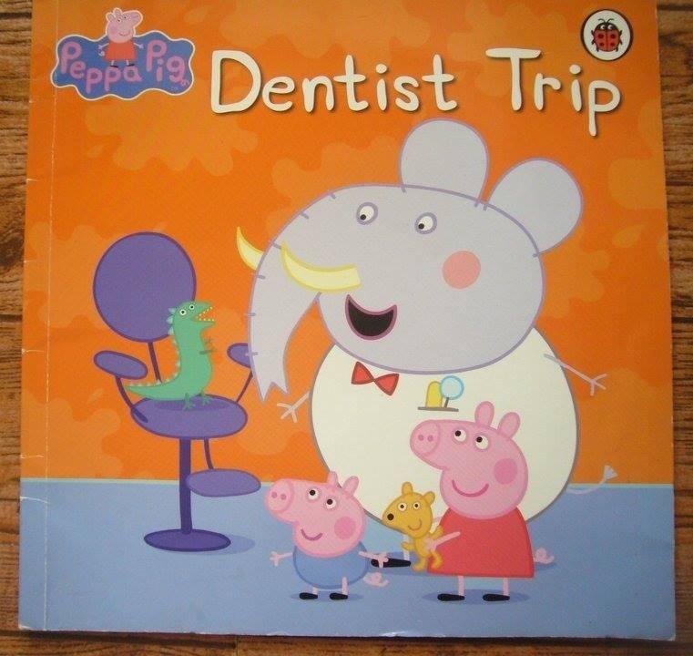 Peppa Pig dentist trip ราคา 100