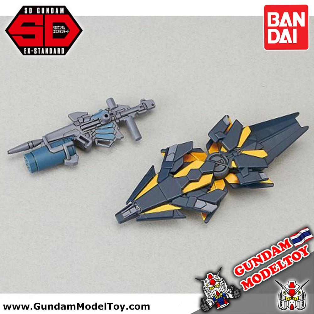SD EX-STANDARD 015 UNICORN GUNDAM 02 BANSHEE NORN [DESTROY MODE]