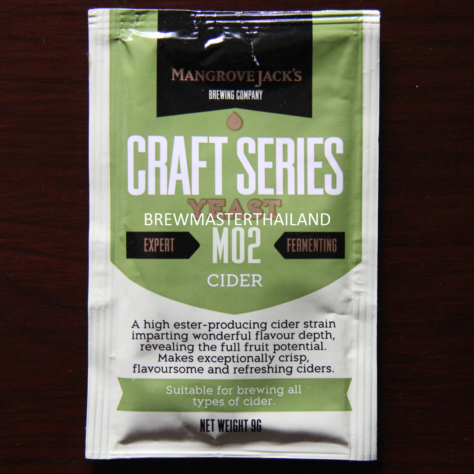 Mangrove Jack's - M02 Cider yeast