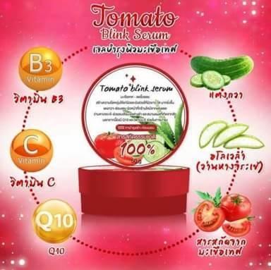 Tomato blink serum ลดริ้วรอยสร้างความยืดหยุ่น
