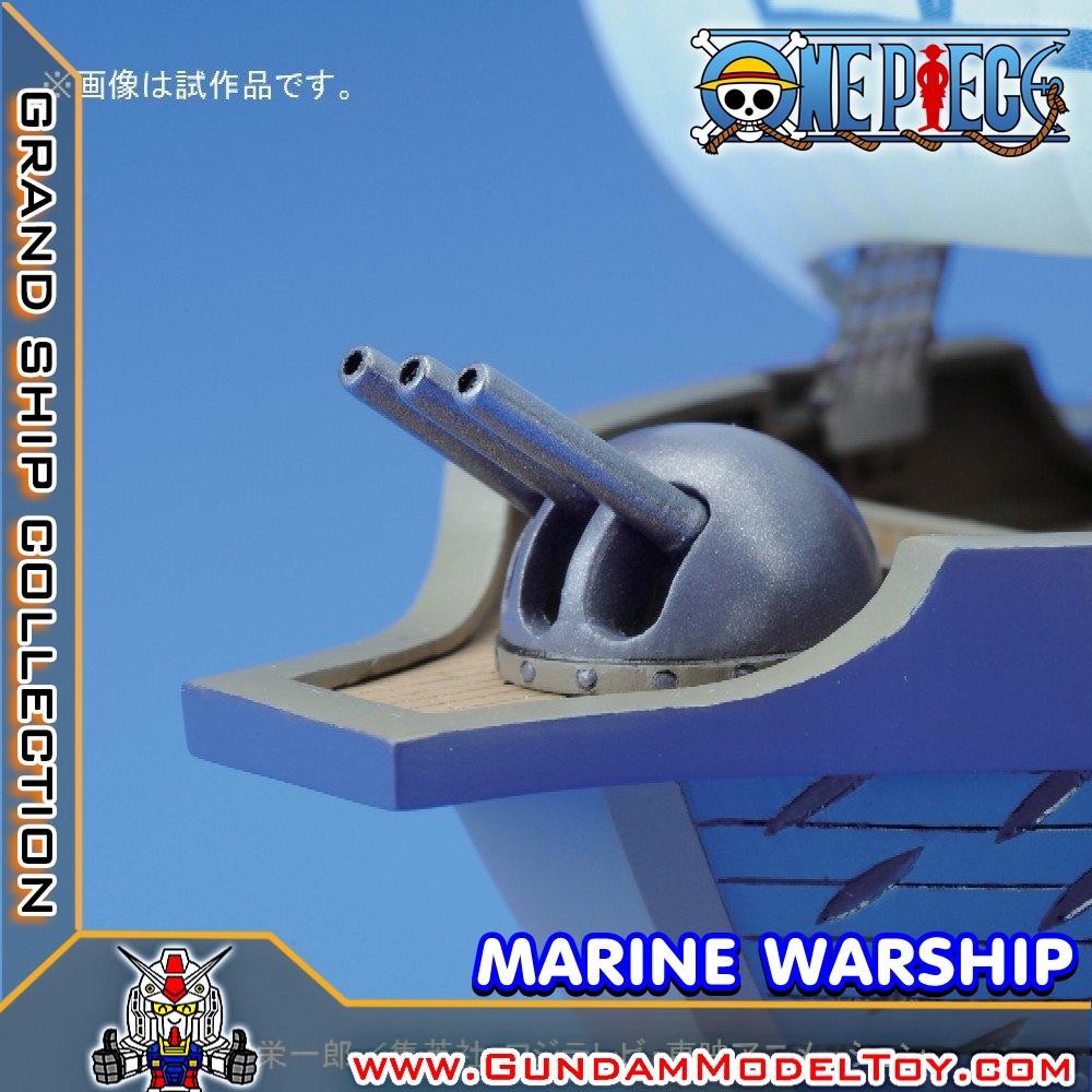 GRAND SHIP COLLECTION MARINE WARSHIP
