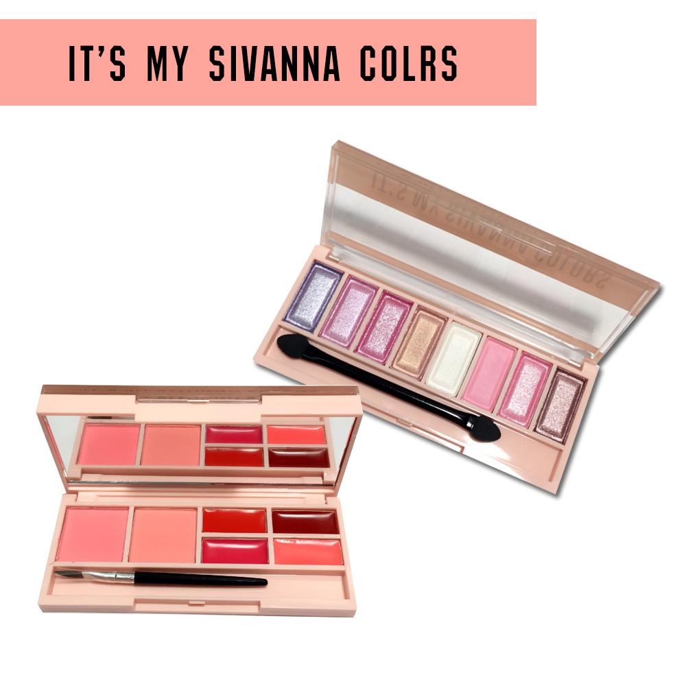 Sivanna Colors Make Up Set ( It's my sivanna colors )NO.03