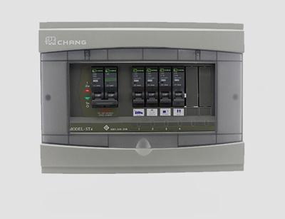 ตู้ไฟช้าง 4 ช่อง + เมน