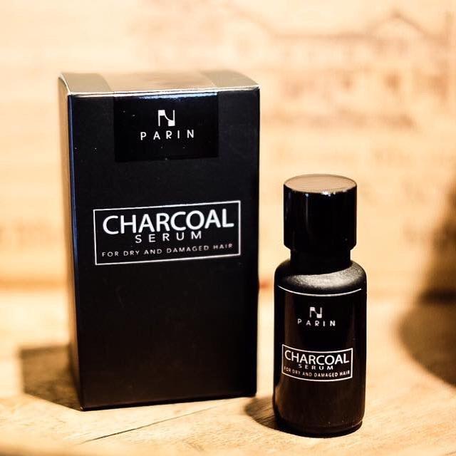 Charcoal Serum เซรั่มบำรุงเส้นผม