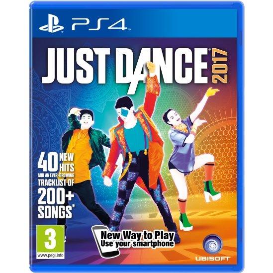 PS4 Just Dance 2017 : Z3-Eng