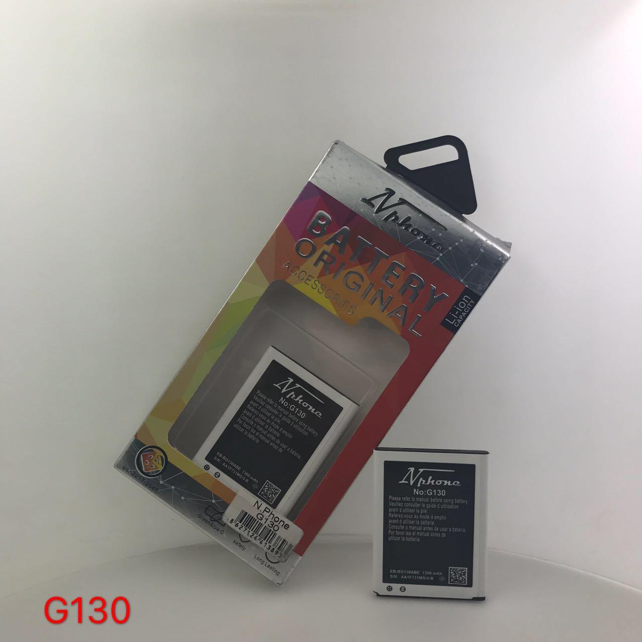 แบตเตอร์รี่ งานบริษัท ( มี มอก ไส้เต็ม ) Samsung Galaxy Young 2 // G130