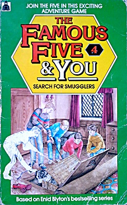 The Famous Five & You Search For Smugglers
