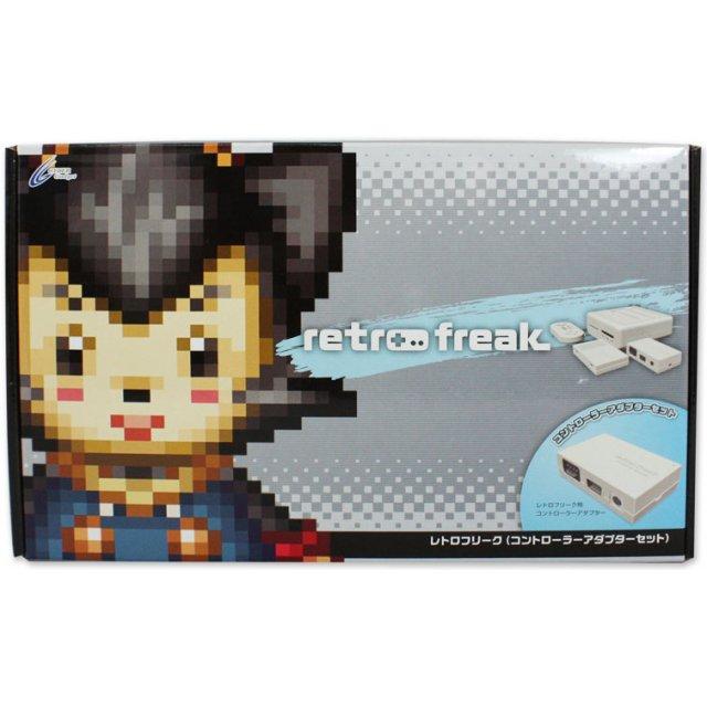 Retrofreak (ไม่รวมเกมส์)