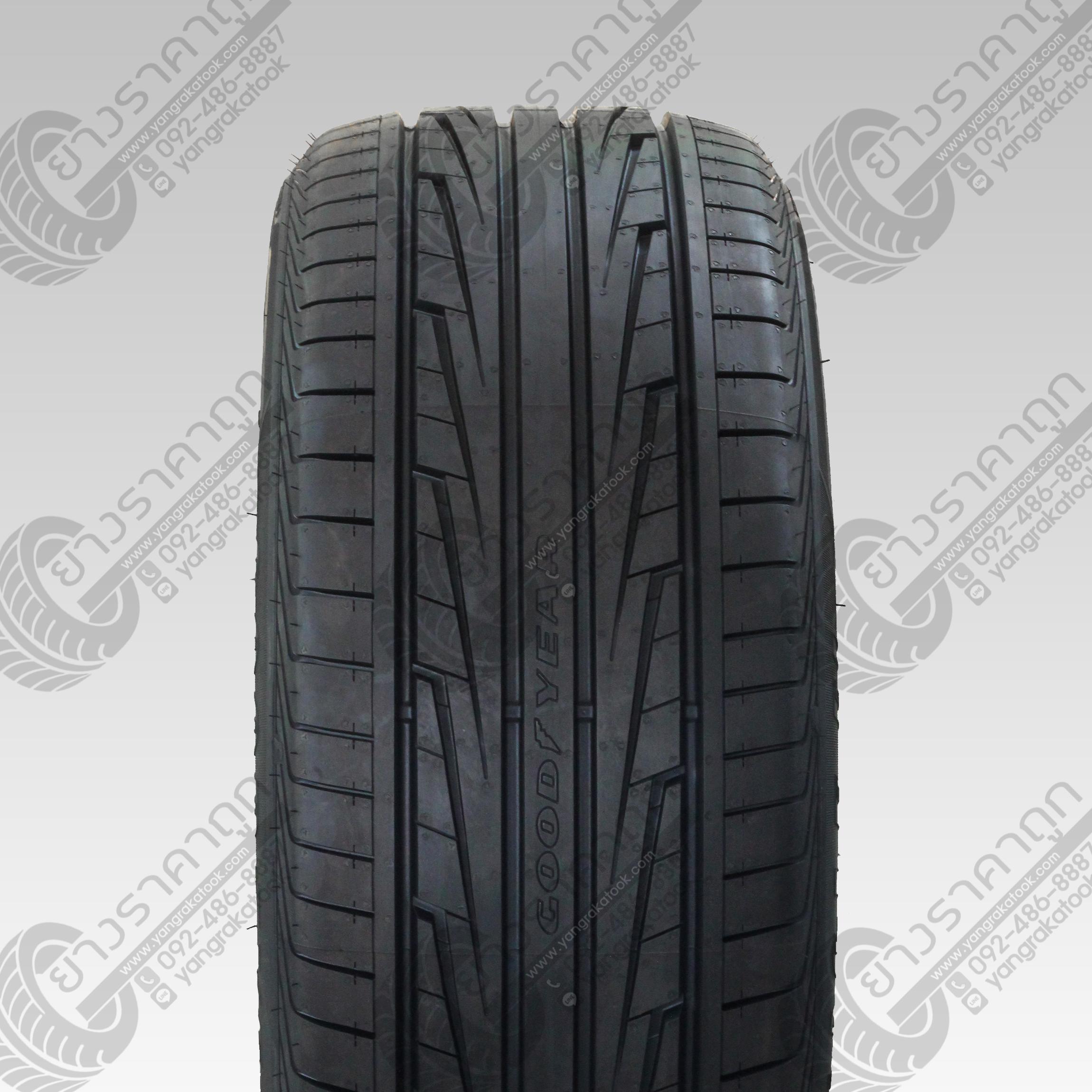 Goodyear F1 Directional 5 225/45R17 ยางใหม่ปี 15