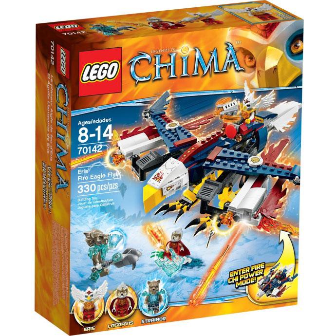 LEGO Chima 70142 Eris' Fire Eagle Flyer