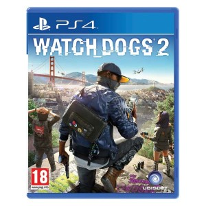 PS4 Watch Dog2 : Z3-Eng