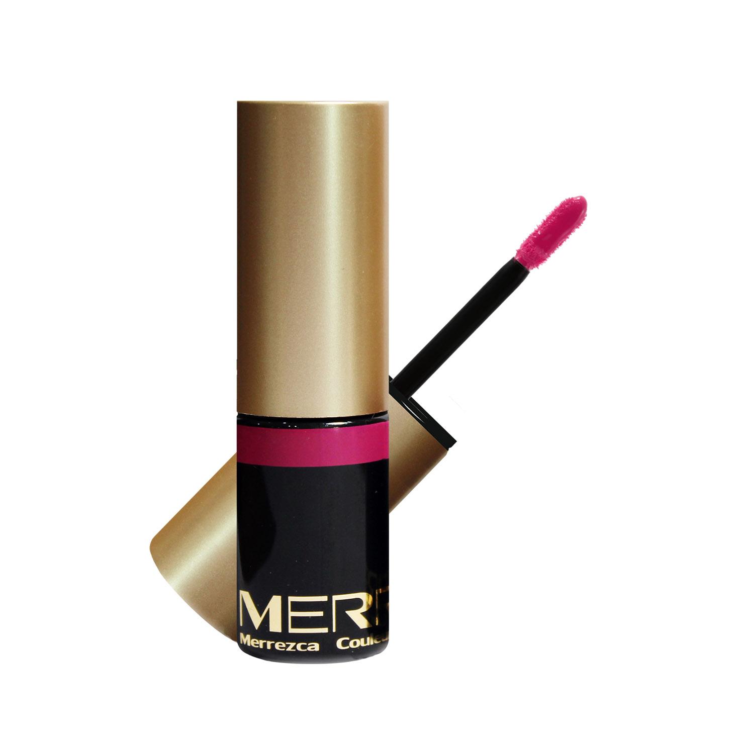 Merrez'ca Couleur de lonue dur'ee tints #Sexy Pink