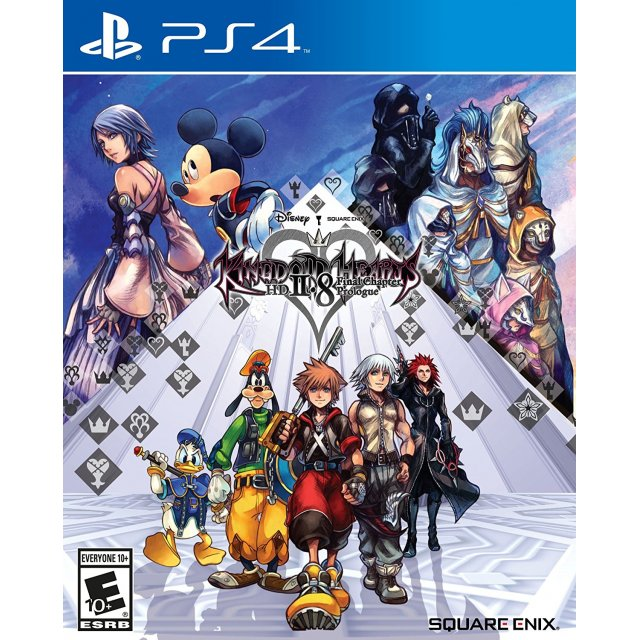 PS4 Kingdom Hearts HD 2.8 Final Chapter Prologue : Z1-Eng