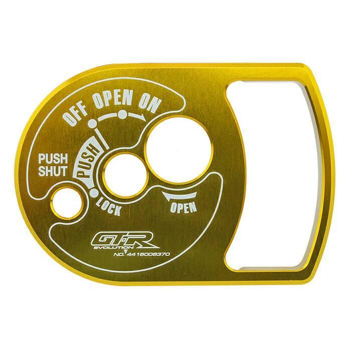 ฝาครอบสวิญกุญแจ Yamaha Aerox GTR