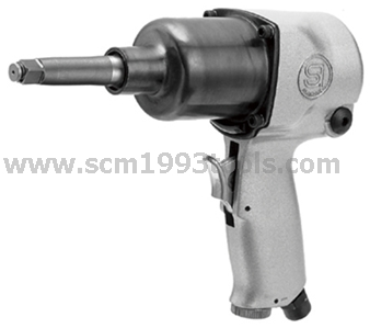 "Shinano ชินาโน่ รุ่น SI-1422B-T บ็อกลม 1/2"" รุ่นปืนเพลายาว 4"" Single Hammer บล็อกลม ญี่ปุ่น IMPACT WRENCHES"