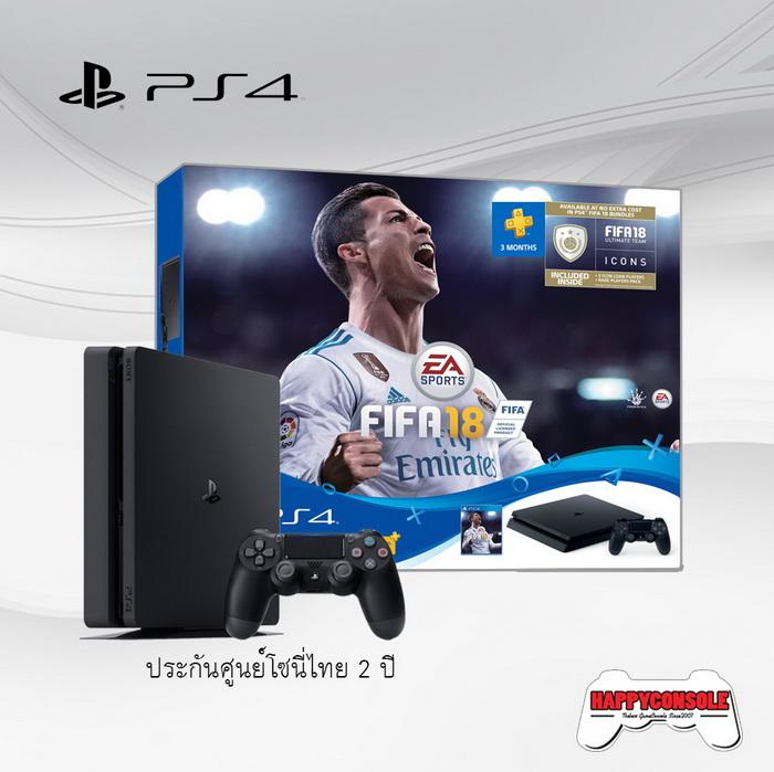 PS4 Slim 500GB FIFA18 Bundle