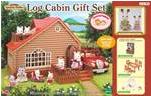กระท่อมซิลวาเนียน กิฟท์เซ็ท เอ Sylvanian Families Log Cabin Gift Set A