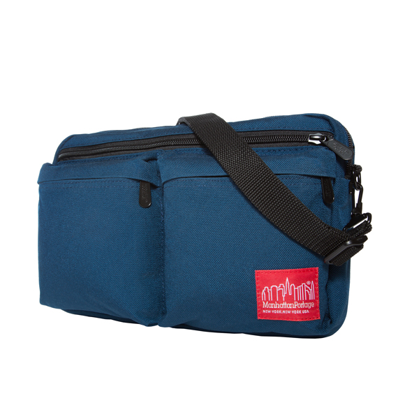Manhattan Portage Albany Shoulder Bag - Navy
