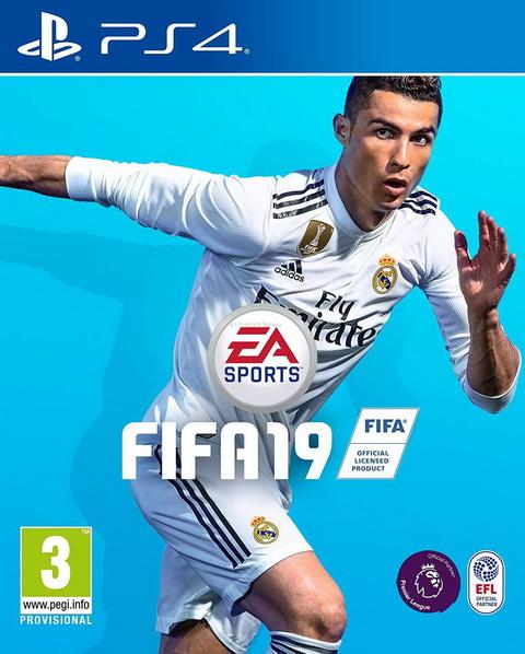 PS4 FIFA 19 Standard Edition