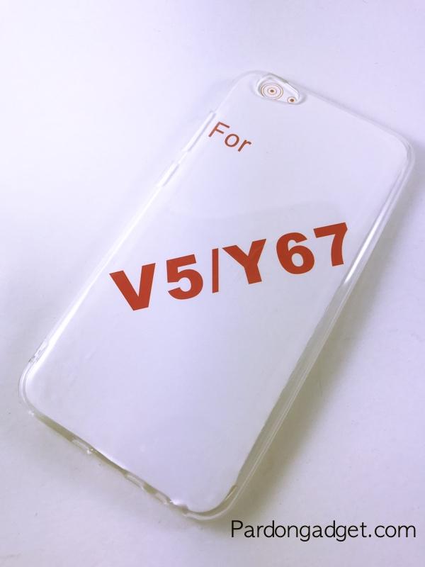 เคสใส TPU Vivo V5
