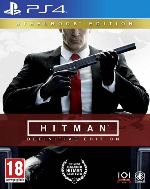 Hitman: Definitive Edition (Steelbook Edition)