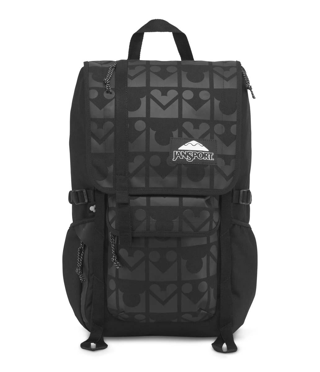 JanSport กระเป๋าเป้ รุ่น Disney Hatchet SE - Disney Stealth Mickey