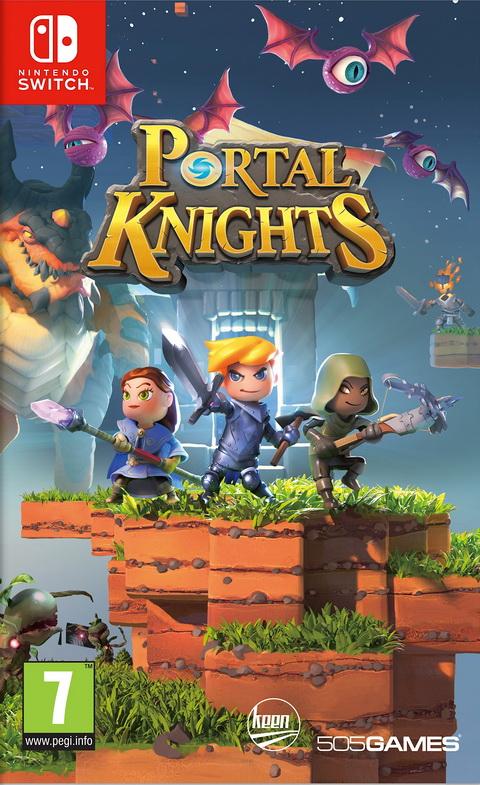 Switch- Portal Knights