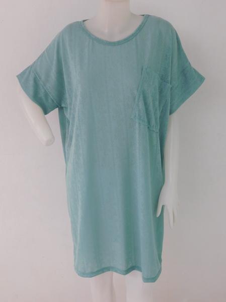 956088 ขายส่งเสื้อผ้าแฟชั่นผ้ายืดตัวยาว Big size แบบสวยค่ะ ใส่สบายๆ รอบอก 38-52 นิ้ว ใส่ได้ค่ะยาว 35 นิ้ว