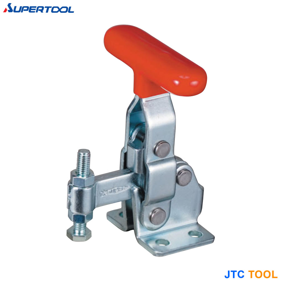 TOGGLE CLAMP 95° (Vertical Handle Type) - แคล้มนก (แนวตั้ง)