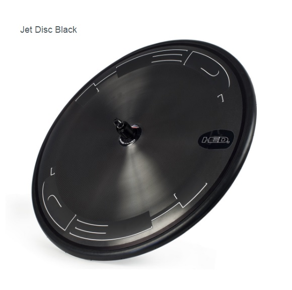Jet Disc Black Rear wheels