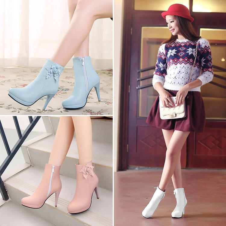 Preorder รองเท้าแฟชั่น สไตล์เกาหลี 31-43 รหัส 9DA-2616