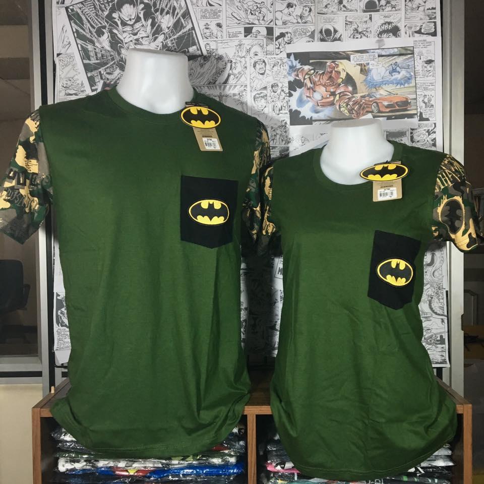 แบทแมน สีเขียวทหาร (Batman soldier)