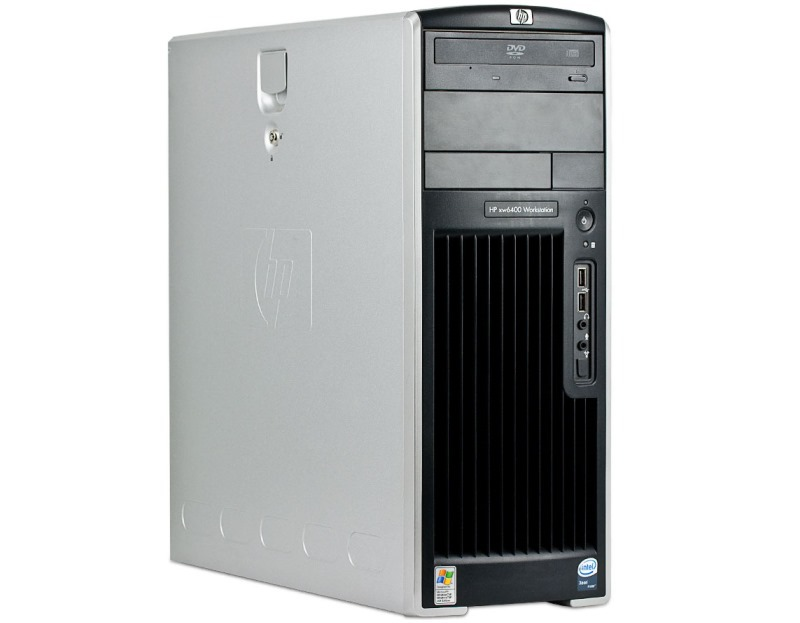 HP Workstation XW6400 Xeon*2