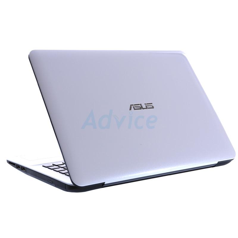 Notebook Asus K455LA-WX374D (White)