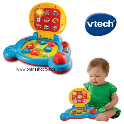 แล็บท็อป VTech Baby's Learning Laptop, Blue