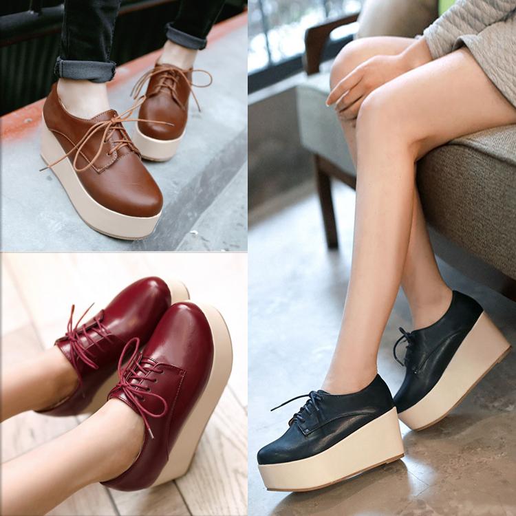 Preorder รองเท้าแฟชั่น สไตล์เกาหลี 34-43 รหัส 9DA-6028