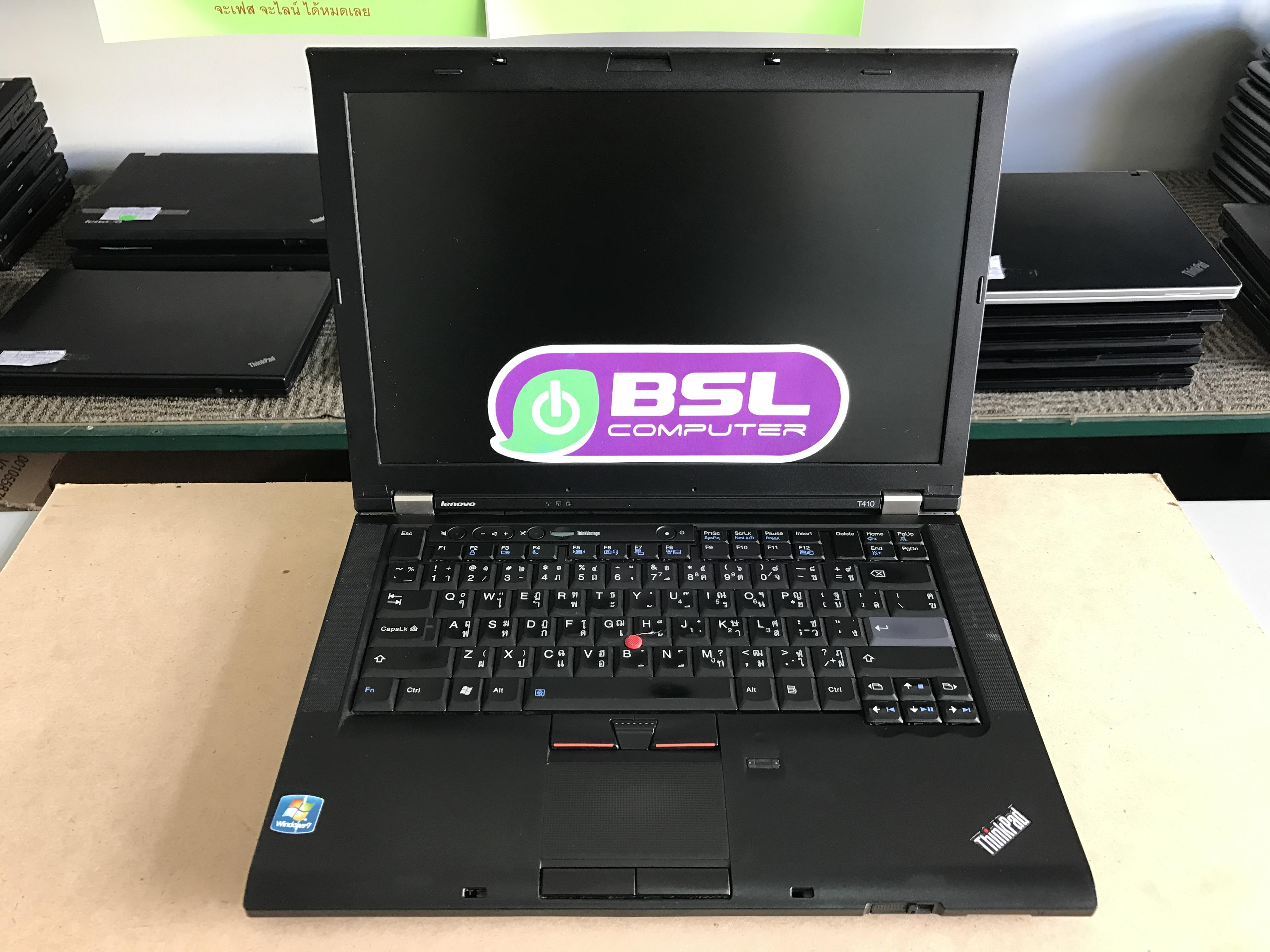 Notebook Lenovo Thinkpad T410 Intel Core i5