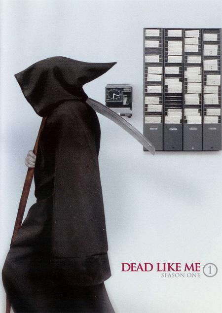 Dead Like Me Season 1 / หนูนี่แหละยมฑูต ปี 1 / 4 แผ่น DVD (พากษ์ไทย+บรรยายไทย)