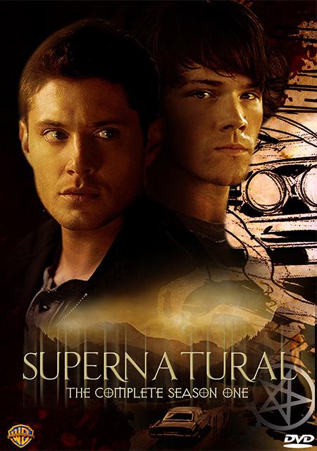 Supernatural Season 1 / ล่าปริศนาเหนือโลก ปี 1 / 6 แผ่น DVD (พากษ์ไทย+บรรยายไทย)