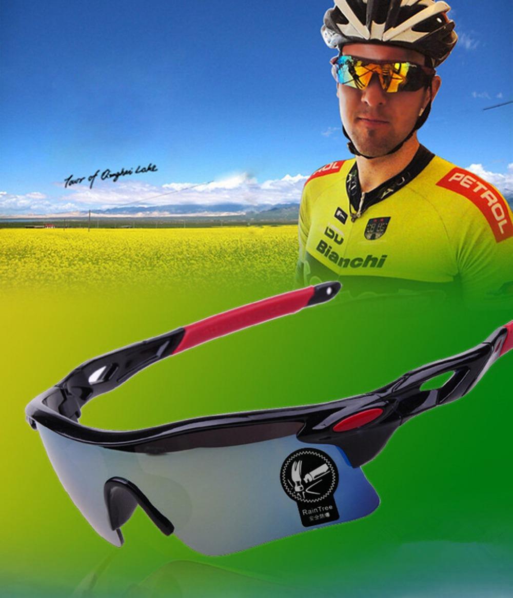แว่นกันแดดขี่จักรยาน กีฬากลางแจ้ง