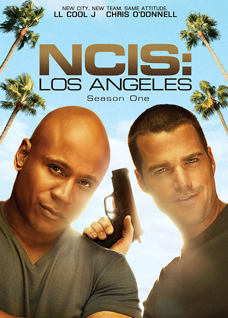 NCIS: Los Angeles Season 1 / เอ็นซีไอเอส ลอสแองเจิลลิส ปี 1 / 6 แผ่น DVD (บรรยายไทย)