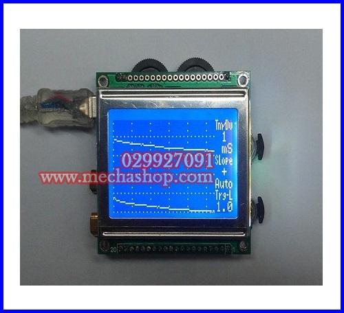 ดิจิตอล ออสซิลโลสโคป AVR DSO150 Digital Storage Oscilloscope mini +USB cable AVR DSO150